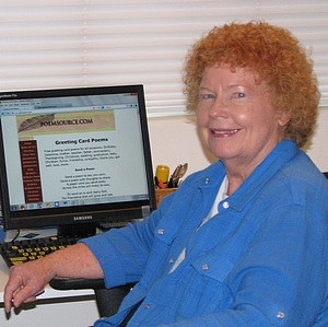 Photo of Joanna Fuchs at Poemsource.com