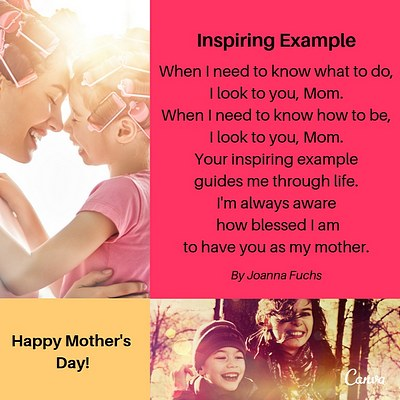 Mothers Day Poems: She'll Always Remember Your Love